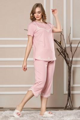 Erdeniz 0209  Pijama Takımı - 2'li Set Pijama Takımı