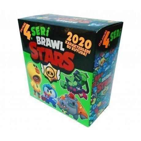 Brawl Stars 4. Seri - 2020 Karakterleri Bu Kutuda