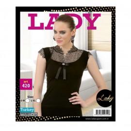 Lady Lingerie Atlet İç Çamaşırı ART 420 - Standart Beden