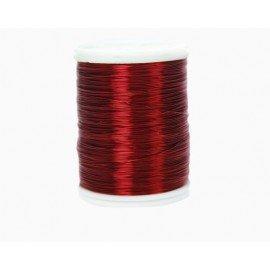 Koyu Kırmızı Renk Hayal Flografi Teli 100 gr, 150 mt