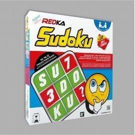 Redka Sudoku Oyunu - Orijinal Ürün