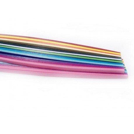 1.5 mm 15 Renkli 300 Adetli Quilling Kağıdı
