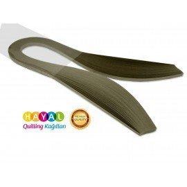 1.5 mm Kum Beji Renk Hayal Quilling Kağıdı - 100'lü