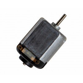 Mini DC Motor, Deney Motoru