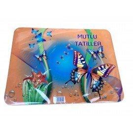 Kelebekler Modeli - Karne Kılıfı - Karne Kabı