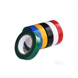 Elektrik Bandı, İzole Bant, 5 Renk, 10 Adet
