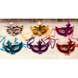 Parti Maskesi Parlak Renkler