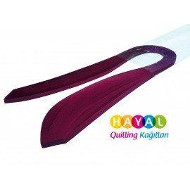 Quilling Kağıdı - Menekşe Renk 5mm 100'lü