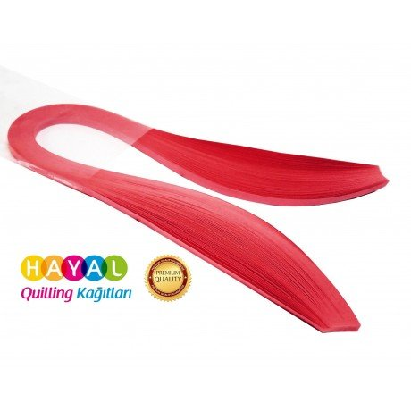Quilling Kağıdı - Fransız Gülü Renk 3mm 100'lü